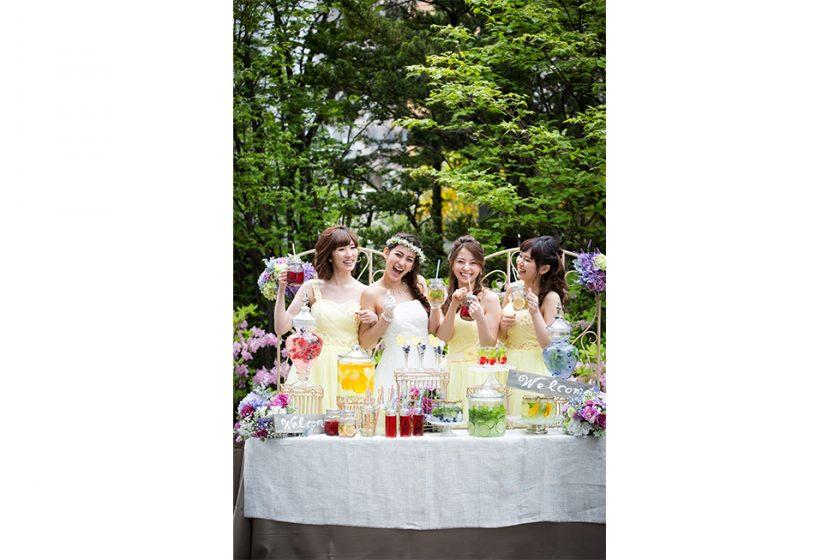札幌の人気結婚式場|ホテルモントレエーデルホフ札幌|B