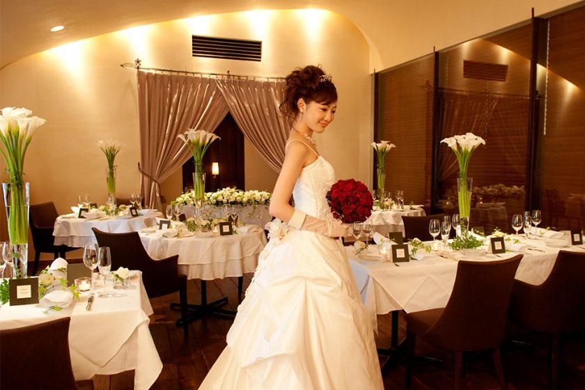 札幌の人気結婚式場|テルツィーナ|C