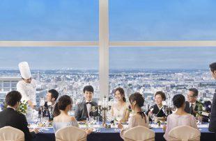 札幌の人気結婚式場|JRタワーホテル日航札幌|S