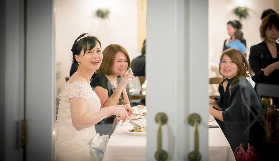 札幌の人気結婚式場|ブランシュメゾン|F