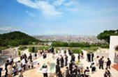 札幌の人気結婚式場|ローズガーデンクライスト教会|N