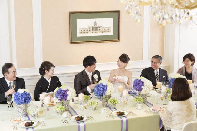 札幌の人気結婚式場|ホテルオークラ札幌|L