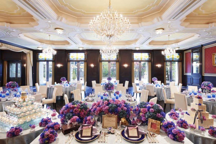 札幌の人気結婚式場|ホテルモントレエーデルホフ札幌|a