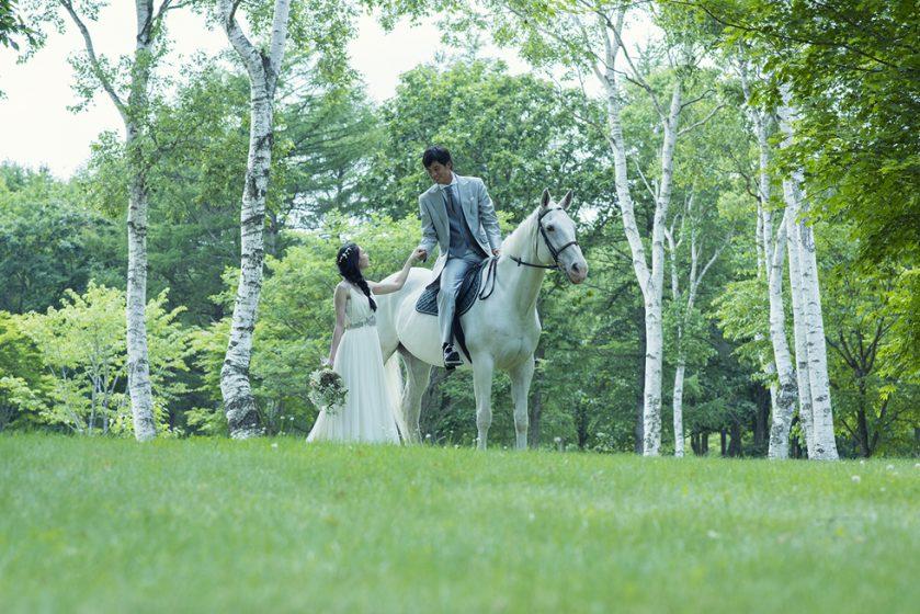札幌の人気結婚式場|ノーザンホースパーク|A