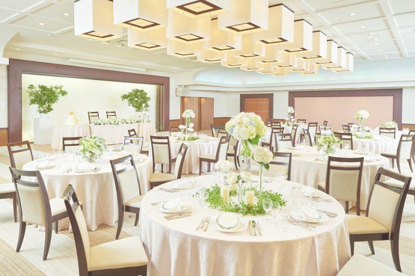 札幌の人気結婚式場|プレミアホテル中島公園札幌|B