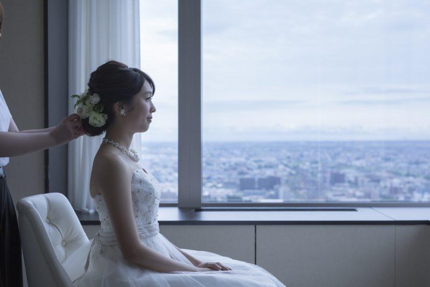 JRタワー 花嫁