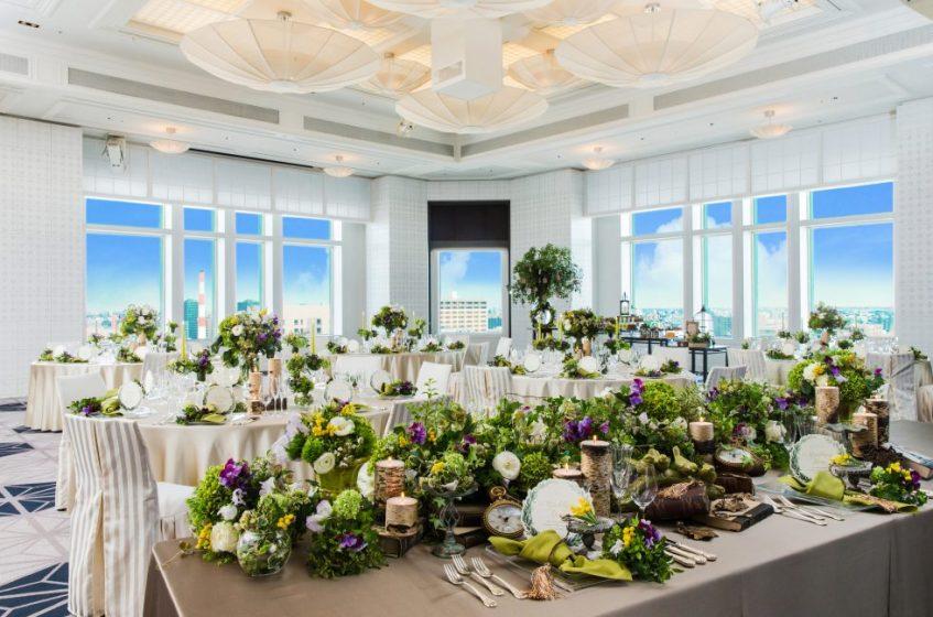 札幌の人気結婚式場|ホテルモントレエーデルホフ札幌|c