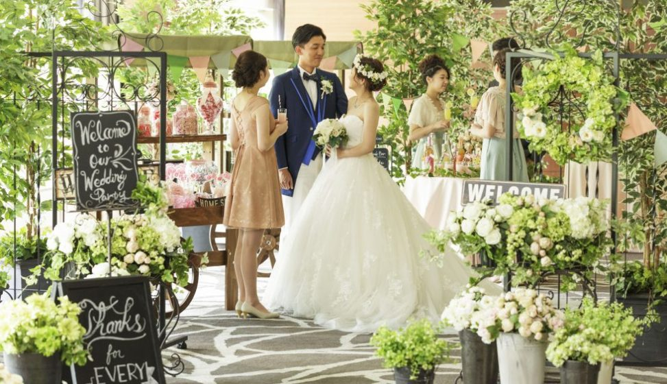 札幌の人気結婚式場|京王プラザホテル札幌|C