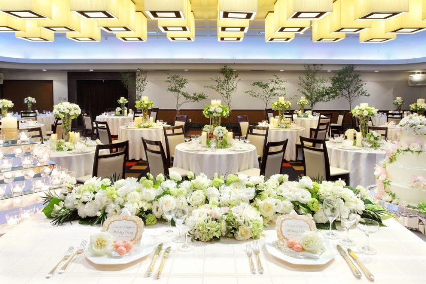 札幌の人気結婚式場|プレミアホテル中島公園札幌|C