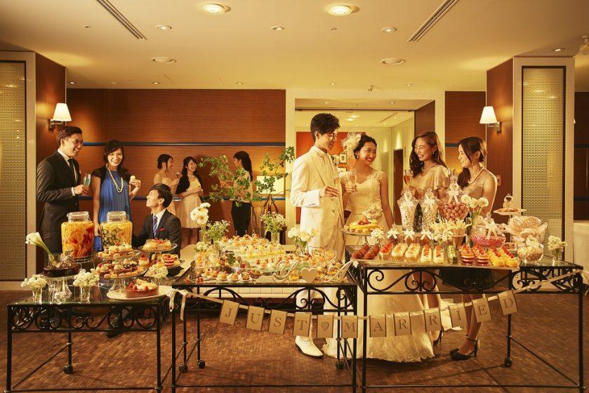 札幌の人気結婚式場|プレミアホテル中島公園札幌|E