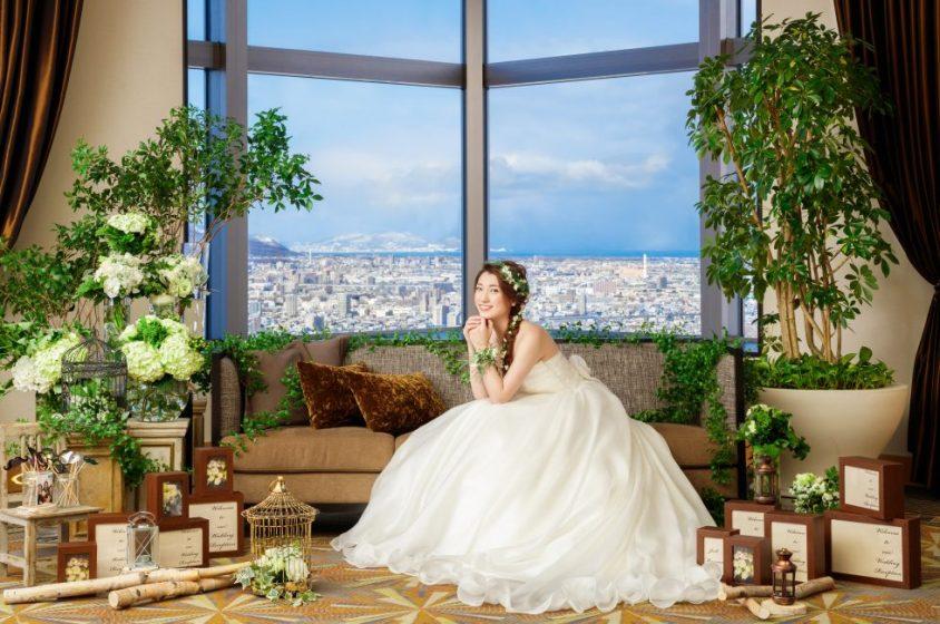 札幌の人気結婚式場|JRタワーホテル日航札幌|G