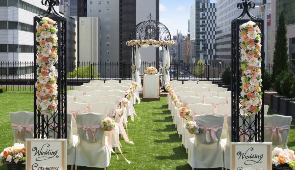 札幌の人気結婚式場|京王プラザホテル札幌|H