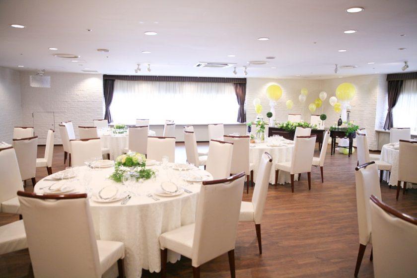 札幌の人気結婚式場|プレミアホテル中島公園札幌|H