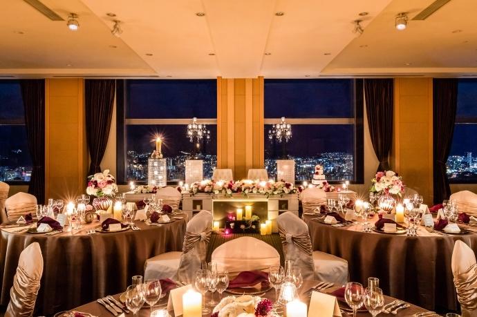 札幌の人気結婚式場|JRタワーホテル日航札幌|I