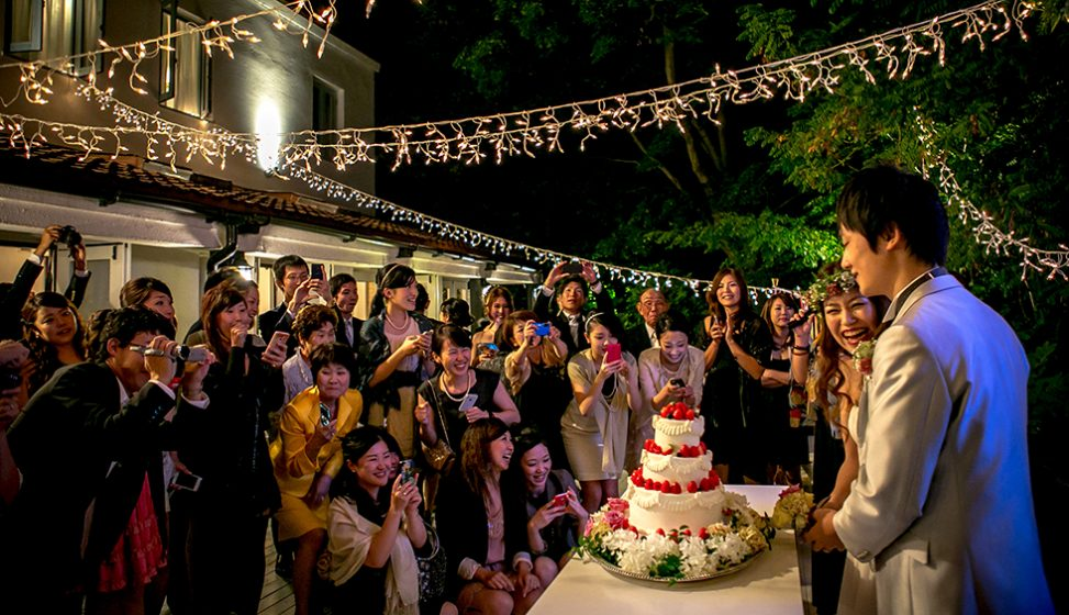札幌の人気結婚式場|ブランシュメゾン|J