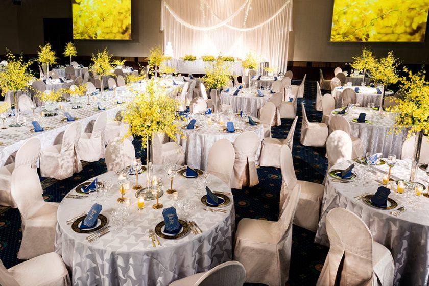 札幌の人気結婚式場|プレミアホテルTSUBAKI|ツバキ|J