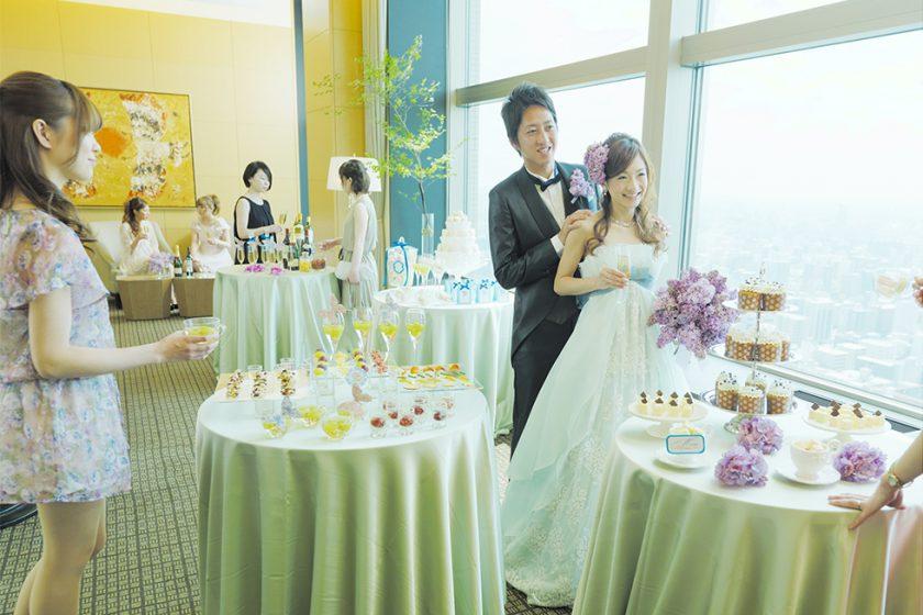 札幌の人気結婚式場|JRタワーホテル日航札幌|C