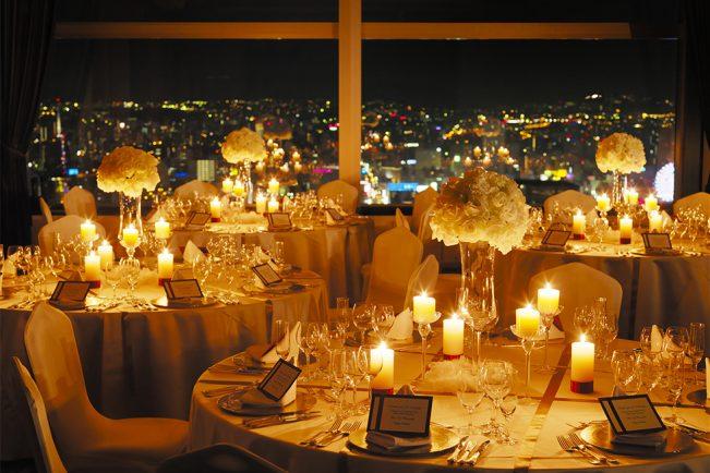 札幌の人気結婚式場|JRタワーホテル日航札幌|K