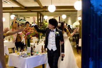 札幌の人気結婚式場|the Terrace|テラス|L