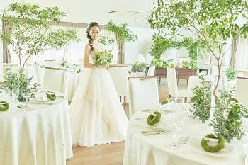 札幌の人気結婚式場|プレミアホテル中島公園札幌|L