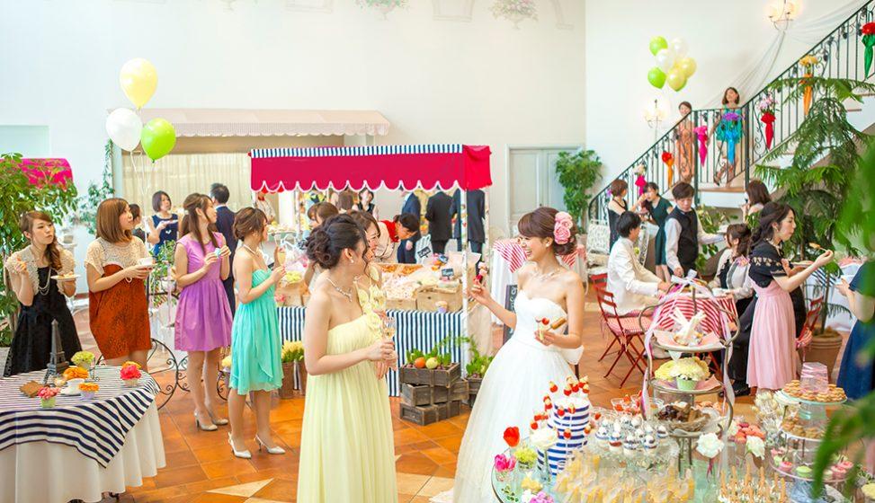 札幌の人気結婚式場|ピエトラセレーナ|D