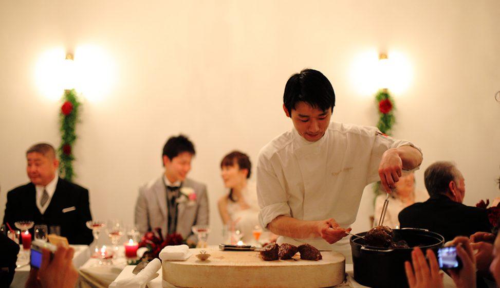 札幌の人気結婚式場|ブランシュメゾン|E