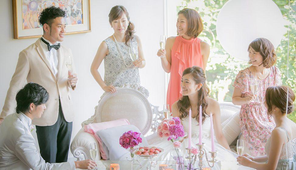 札幌の人気結婚式場|ピエトラセレーナ|F