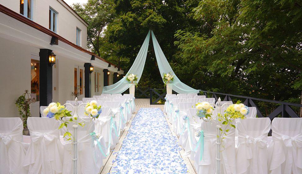 札幌の人気結婚式場|ブランシュメゾン|H