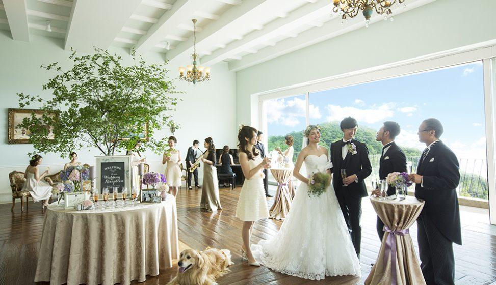 札幌の人気結婚式場|ローズガーデンクライスト教会|I