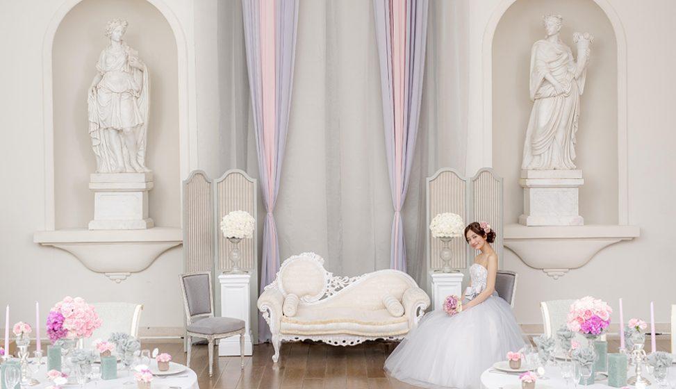 札幌の人気結婚式場|ピエトラセレーナ|I