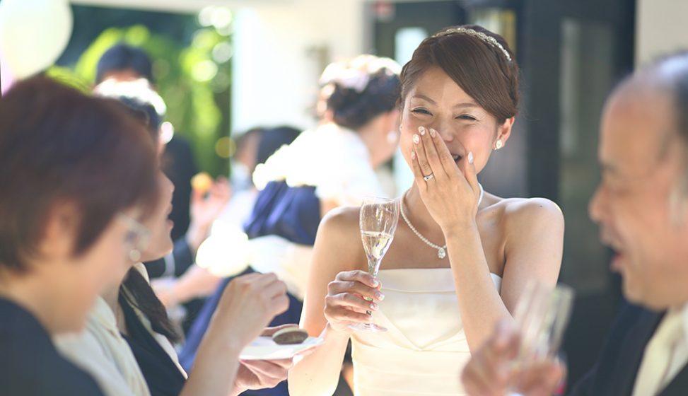 札幌の人気結婚式場|ブランシュメゾン|I