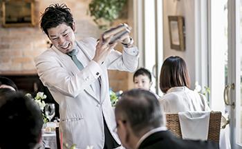 札幌の人気結婚式場|ブランシュメゾン|L