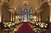 札幌の人気結婚式場|ローズガーデンクライスト教会|M