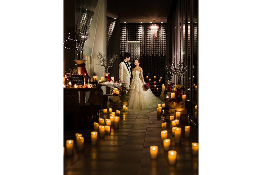 札幌の人気結婚式場|札幌パークホテル|I