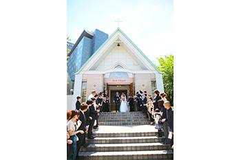 札幌の人気結婚式場|札幌パークホテル|K