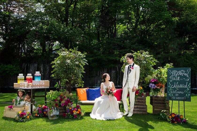 札幌の人気結婚式場|札幌パークホテル|a