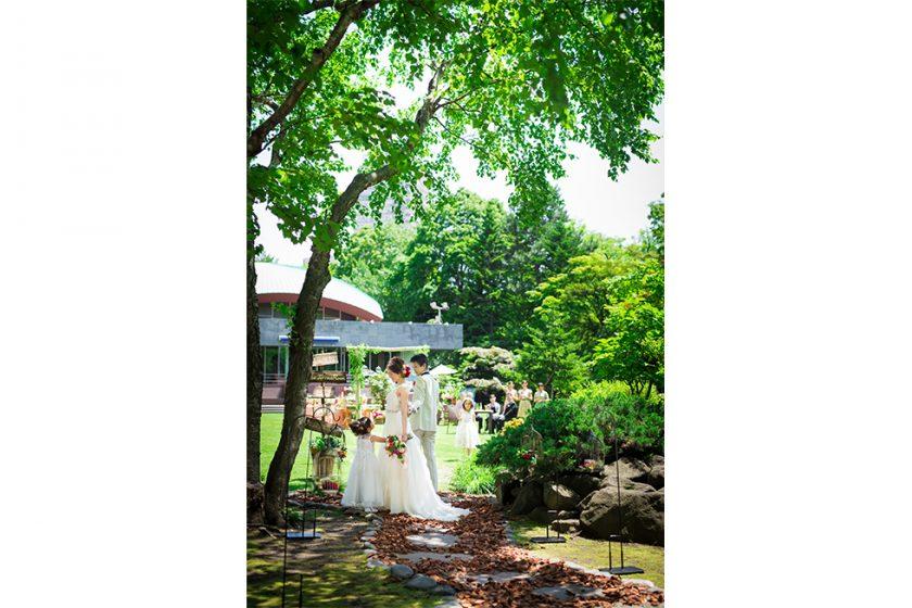 札幌の人気結婚式場|札幌パークホテル|B