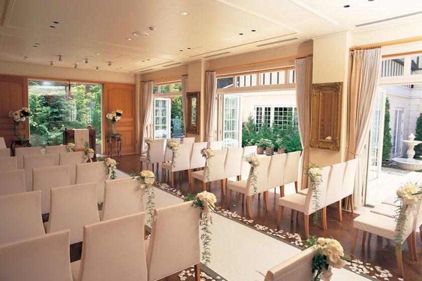 札幌の人気結婚式場|オーベルジュドリルひらまつ|e