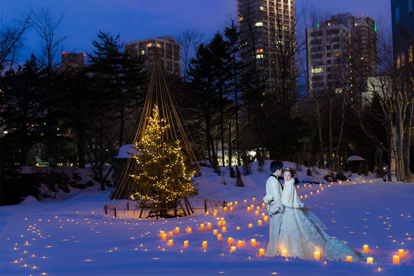 札幌の人気結婚式場|札幌パークホテル|G