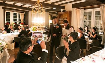 札幌の人気結婚式場|オーベルジュドリルサッポロ|L