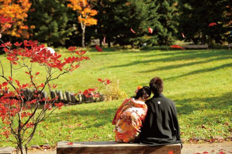 秋ウエディング