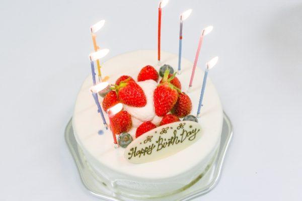 誕生日ケーキ|札幌コンシェル