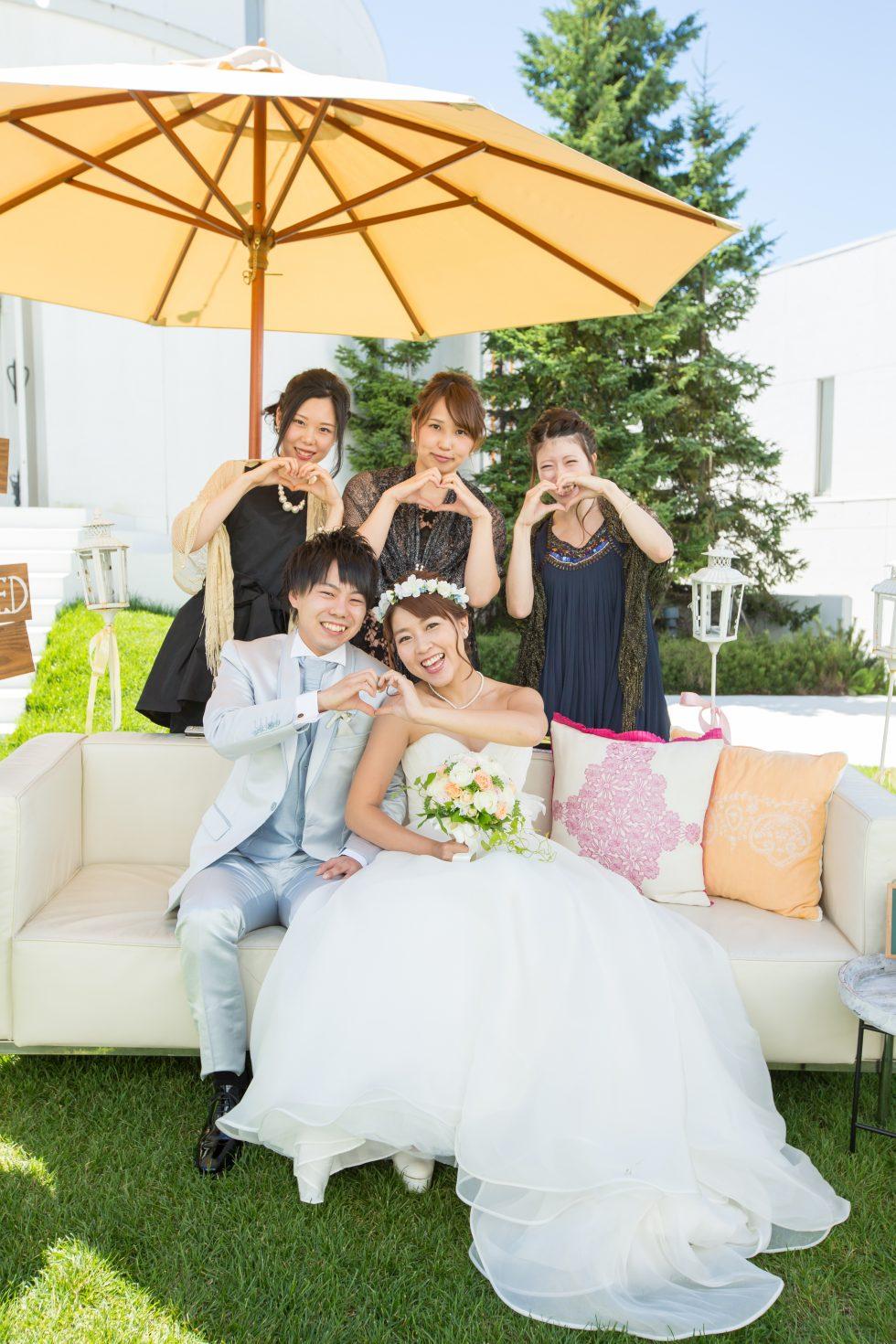 花嫁様の声|結婚式場の口コミ|札幌コンシェル|2017年3月