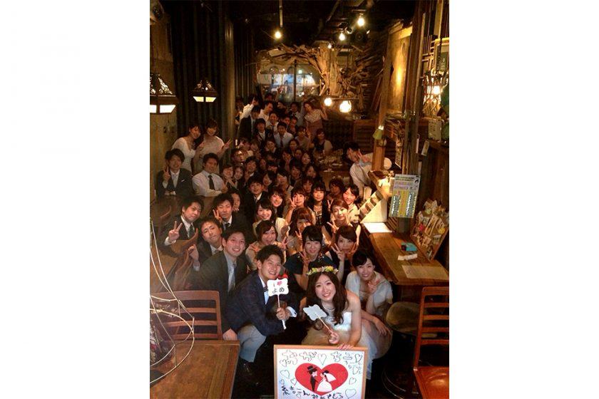 札幌の人気結婚式二次会 エン f