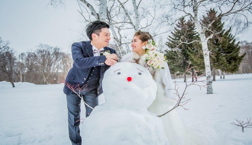 札幌の人気結婚式場|札幌ブランバーチ・チャペル|H