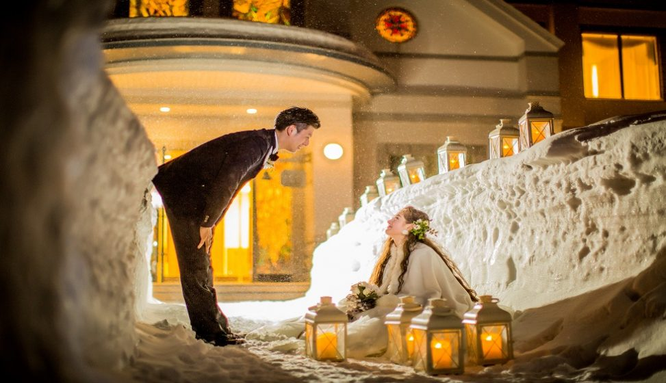 札幌の人気結婚式場|札幌ブランバーチ・チャペル|I