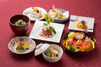 札幌の人気顔合わせ会場|日本料理「花遊膳」|ジャスマックプラザ|K