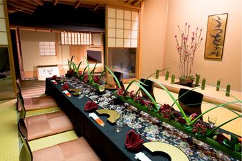 札幌の人気顔合わせ会場|日本料理「花遊膳」|ジャスマックプラザ|L