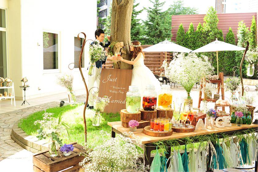 札幌の人気結婚式場|アールベルアンジェ札幌|A
