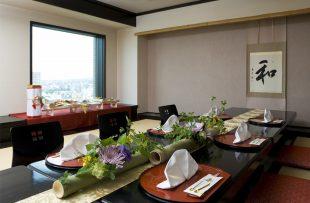 札幌の人気顔合わせ会場|日本料理「和乃八窓庵」|プレミアホテル中島公園|A